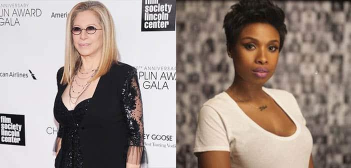 "Barbra Streisand and Jennifer Hudson Team Up to ""Fight the Lady Killer"""