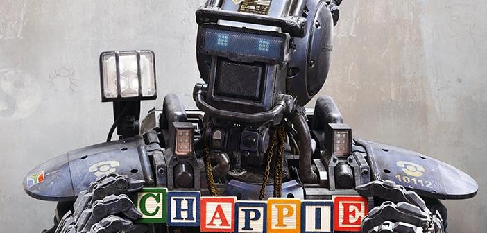 Teaser Trailer Debut - CHAPPIE  1