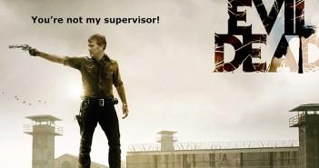 Evil dead tv HBO