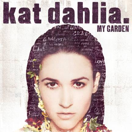 Kat Dahlia my Garden