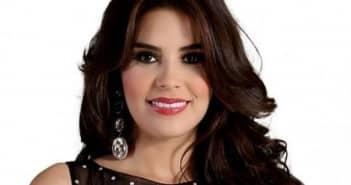 Maria Jose Alvarado- Miss Honduras