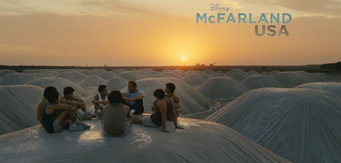 MCFARLAND, USA - Official Poster Now Available! 2