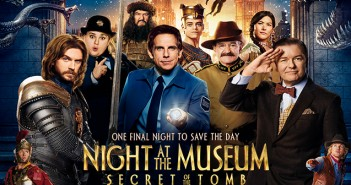 Night at the museum 3 poster 3