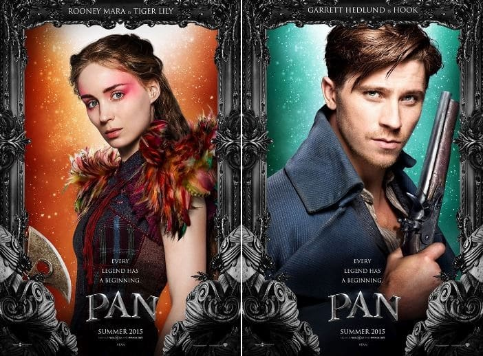 Pan remake 2015 posters (2)
