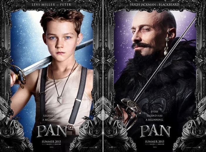 Pan remake 2015 posters (4)