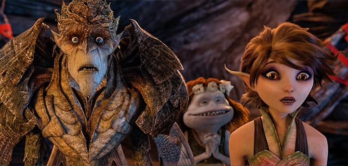 "STRANGE MAGIC,an Animated Musical Based Off ""A Midsummer Night's Dream,"" to be released January 23rd"