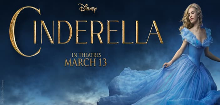 """Disney Studios Offers First Look At Live-Action """"Cinderella"""" Feature With Trailer Debut 1"""