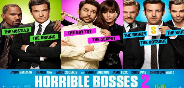 HORRIBLE BOSSES 2 Film Stills | Zay Zay  Com