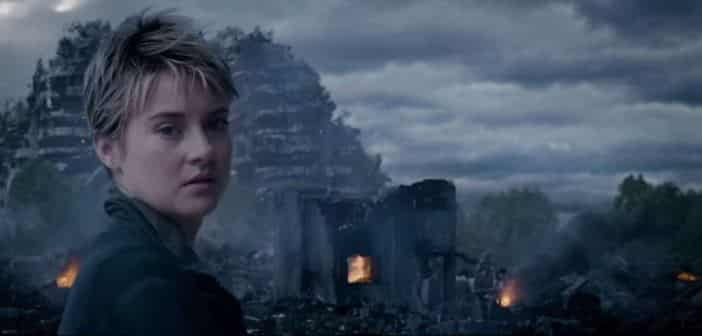 'Insurgent' Gets Teaser Trailer and First Trailer 2