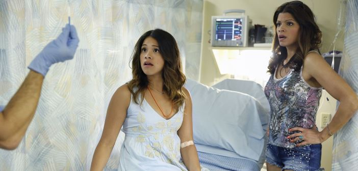 """JANE THE VIRGIN - The CW shares a """"Chapter 7"""" Clip w/ Jaime Camil & Justin Baldoni"""