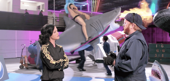 Holy Half Time Show! Katy Perry Is Hyped For Super Bowl XLIX