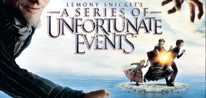 Netflix Buys Rights For 'Lemony Snicket' Books for New Original Series