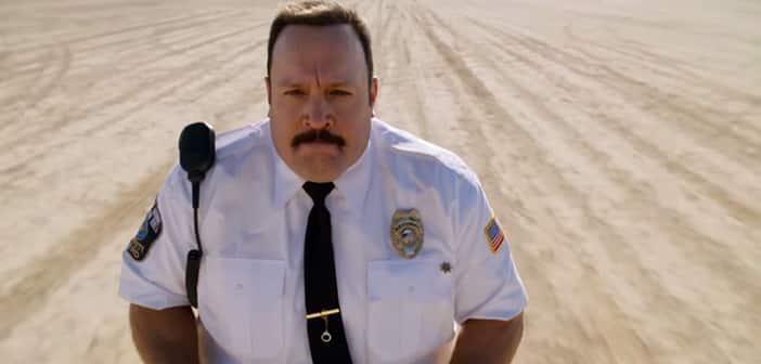 PAUL BLART MALL COP 2 Gets Debut Trailer