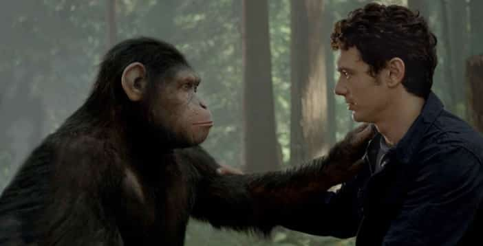 4. Rise of the Planet of the Apes