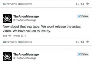 Anonymous Earns Twitter Suspension For Threatening Iggy Azalea 4