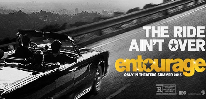First Trailer for ENTOURAGE Released
