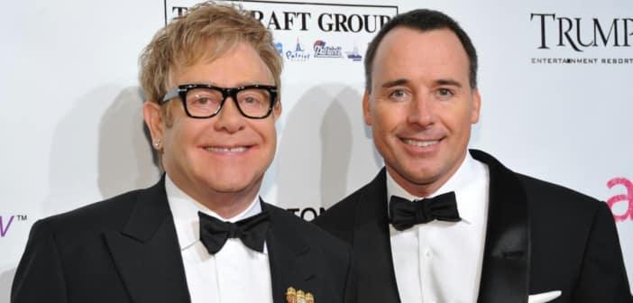 Elton John Getting Married to David Furnish 2