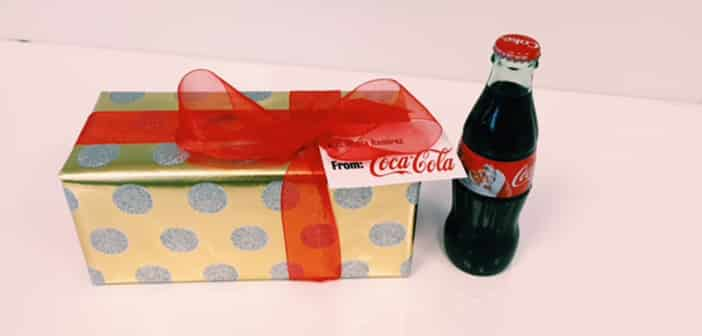 Coca-Cola Holiday Gift Opportunity! 2