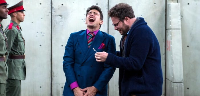 """Theater chains Cancel """"The Interview"""" Premieres After Hacker Threats"""