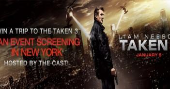 Liam TAKEN 3 Fan Event Screening in NY