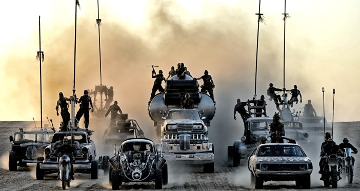 First Trailer for MAD MAX: FURY ROAD! 2