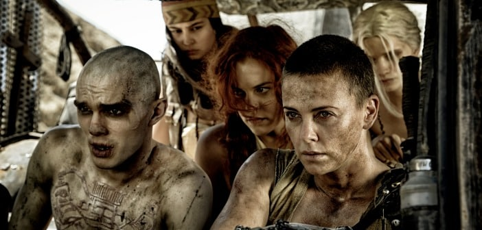 First Trailer for MAD MAX: FURY ROAD! 3