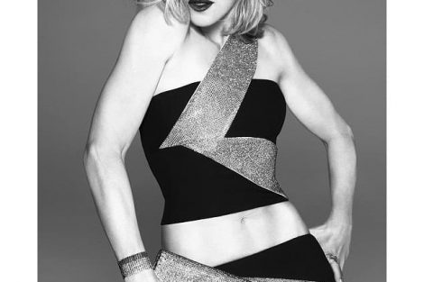 Madonna replaces Lady Gaga For Versace's New Fashion Campaign 2