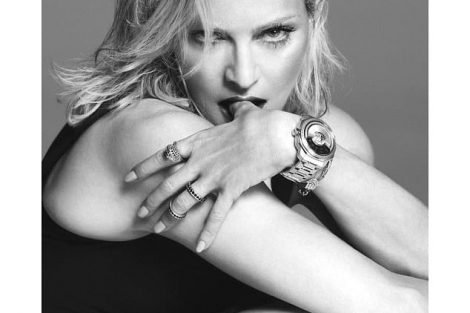 Madonna replaces Lady Gaga For Versace's New Fashion Campaign 3