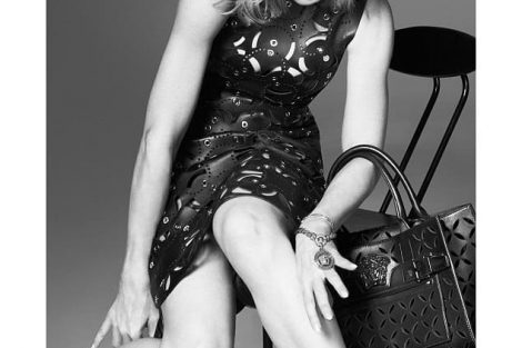 Madonna replaces Lady Gaga For Versace's New Fashion Campaign 1