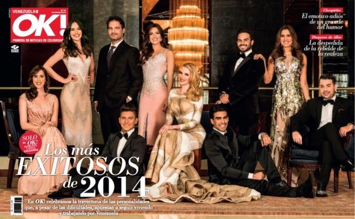 Mariana Vega - ok magazine