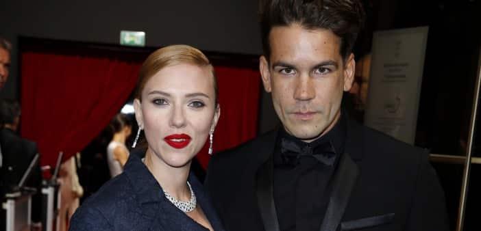 Scarlett Johansson's Secret Marriage to French journalist Romain Dauriac