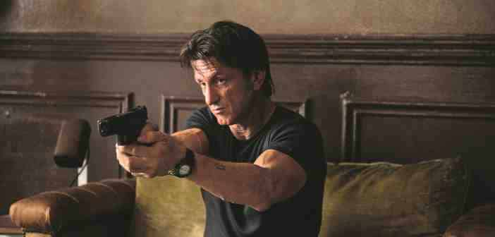 THE GUNMAN in theaters March 20, 2015 - starring Javier Bardem & Sean Penn