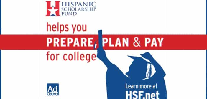 The Hispanic Scholarship Fund Helps Get Kids Get To College -#HSFchat  3