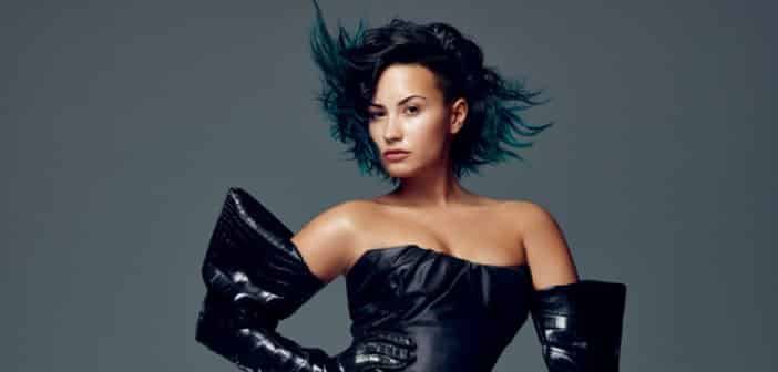 Demi Lovato's Allure Fashion Shoot Video Shows She's Grateful and Beautiful