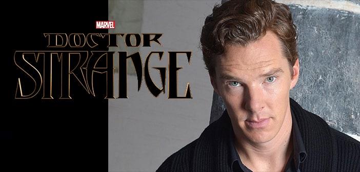 Benedict Cumberbatch Is Chosen For 'Doctor Strange' Role