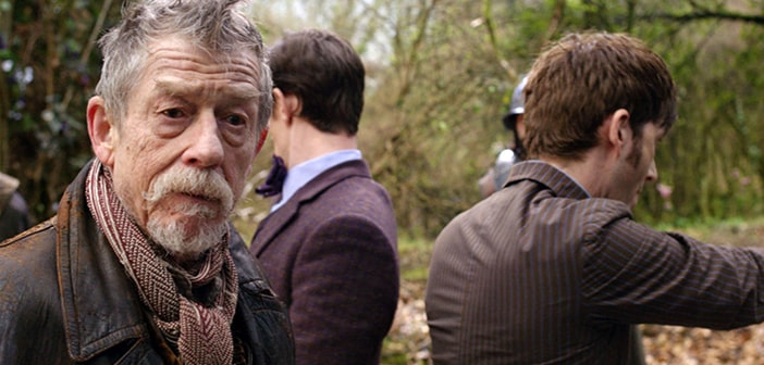 Reknown Actor John Hurt Receives KnightHood