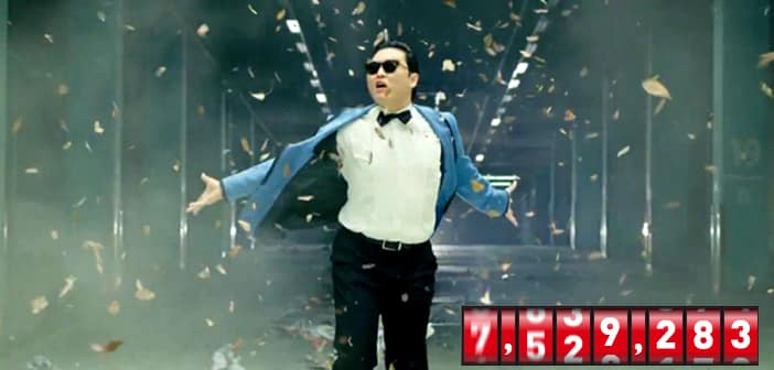 Turns Out Youtube Viewer Counter Has A Limit &'Gangnam Style' Broke It
