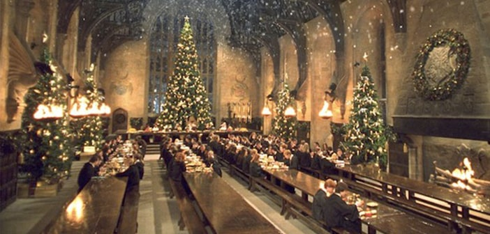 Are You Ready For A Harry Potter Christmas Story? How About 12 Of Them? 3