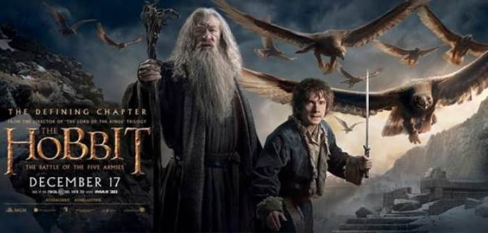 THE HOBBIT: THE BATTLE OF THE FIVE ARMIES - Premiere Pass Sweepstakes  2