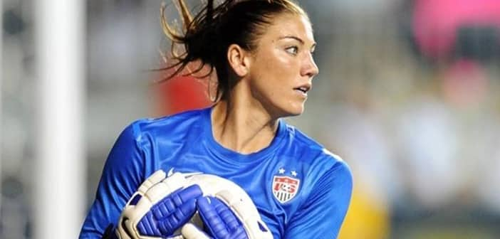 Hope Solo Plans To Motion For Her Domestic Abuse Charges Be Dropped