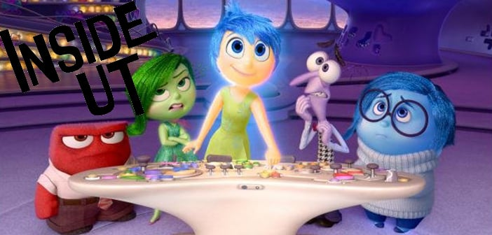 """New Trailer for Disney/Pixar's """"INSIDE OUT"""" and Meet The Emotions Clips"""