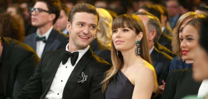 Mr. and Mrs. Timberlake Having A Baby
