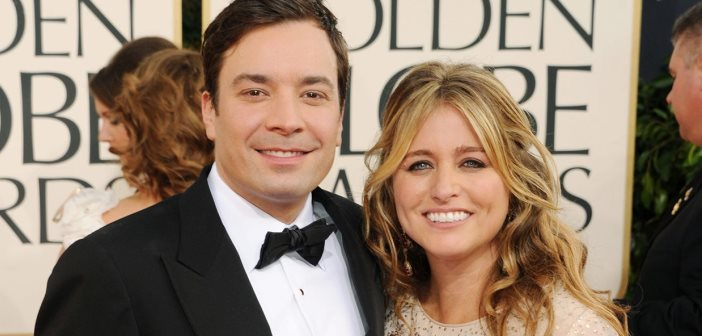 Jimmy Fallon and wife Nancy Juvonen Welcome Baby Girl #2: Frances Cole 1
