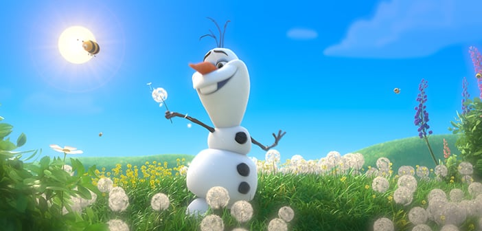 """""""FROZEN FEVER"""" Short To Open In Theaters In Front Of 2015's """"CINDERELLA"""" 9"""