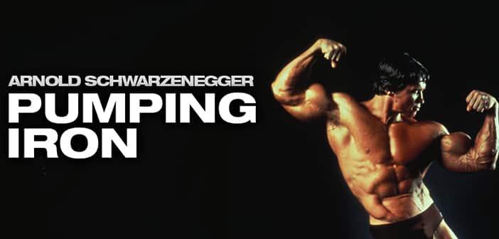 Arnold Schwarzenegger Pumping Iron HD Giveaway & App