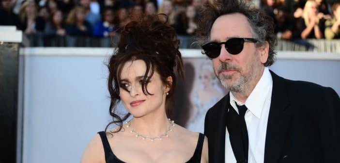 Tim Burton and Helena Bonham Carter Divorce After 13 Years