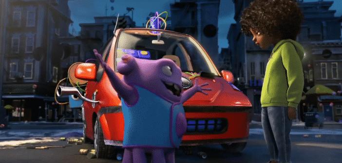 Rihanna, Jim Parsons & Steve Martin Introduce The Newest Trailer For DreamWorks Animation's HOME 2