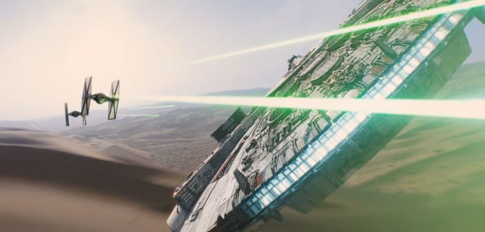 Star Wars: The Force Awakens Official Teaser Released From Theaters