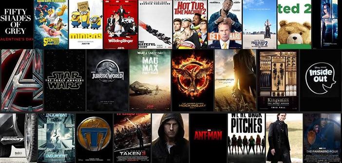 2015's Predicted Movie Schedule Released