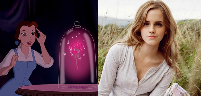 Live-Action 'Beauty and the Beast' To Star Emma Watson As Belle